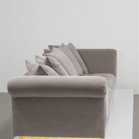 deep sofas for sale deep buttoned sofa by talisman bespoke for sale at 1stdibs