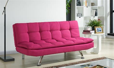 fabric sofa deals contemporary fabric sofa bed groupon goods