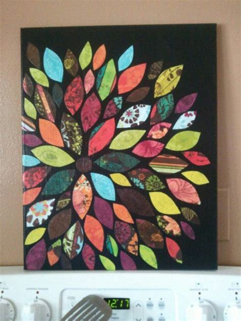 Paper Scraps Crafts - 20 diy home decor ideas using decorative paper dengarden