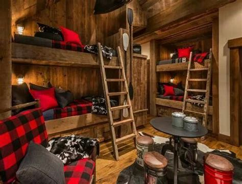 Interior Design Ideas Bedroom Boys Bedroom Dream Home Pinterest Cabin Logs And