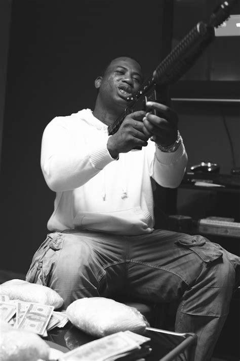 Gucci Mane Trap House 3 by Photographer Kirk Discusses His Upcoming Gucci Mane