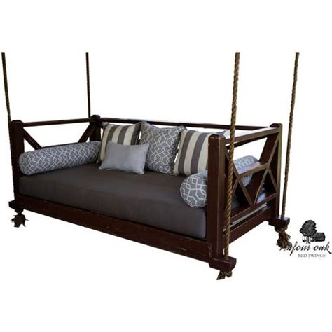 bed courtship the quot courting quot bed swing four oak bed swings