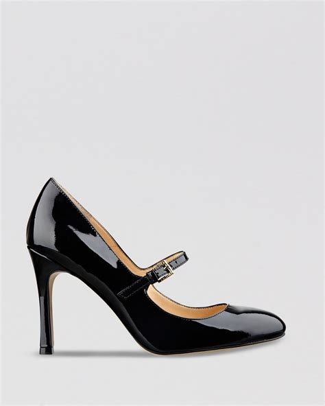 ivanka high heels ivanka pumps janna high heel in black lyst