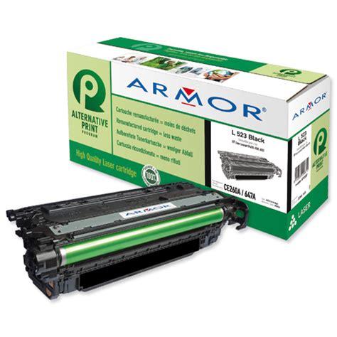 Toner Hp Ce260a 647a Black armor compatible laser toner cartridge black hp no 647a