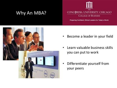 Do I Need An Mba To Become A Data Scientist by A Concordia Chicago Mba Or On Cus