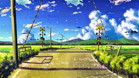 imagenes de paisajes anime paisajes anime