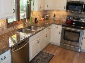 Brown Countertops White Cabinets by Baltic Brown Granite White Cabinets Cabinets