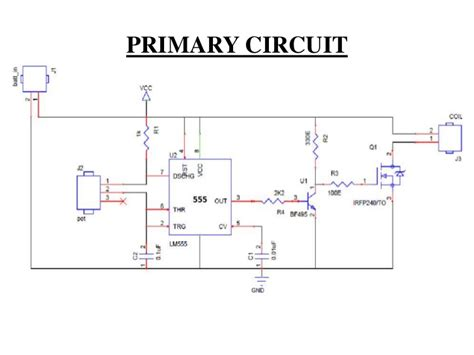 wireless power circuit diagram wireless power transmission