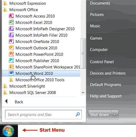 Starting Microsoft Word Tutorial Webucator - starting microsoft word tutorial webucator 28 images