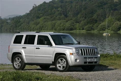 patriot jeep 2008 jeep patriot 2008 2011 used car review car review