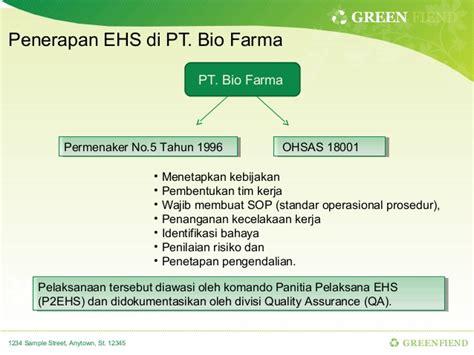 Bio Di Farmasi peran ehs dalam industri farmasi pada pembuatan vaksin