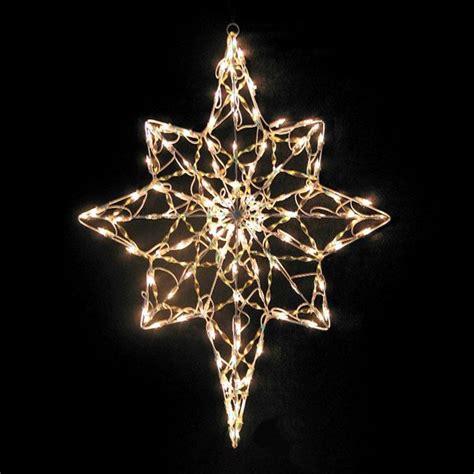outdoor christmas lights star of bethlehem princess decor