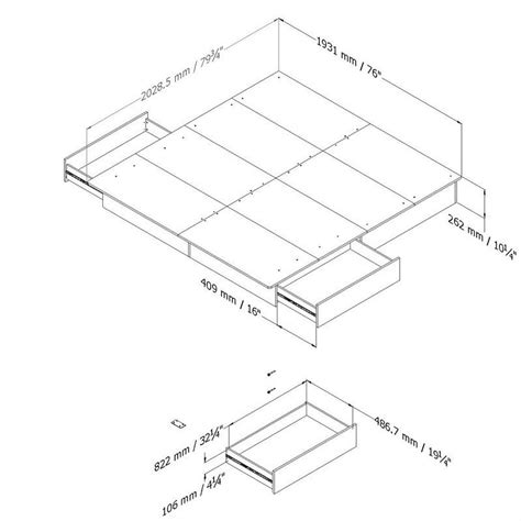 south shore step one pure white king platform storage south shore step one king platform bed with headboard and
