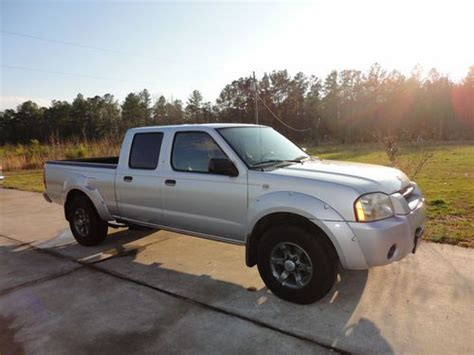 Frontier Door by Purchase Used 2004 Nissan Frontier Xe Crew Cab 4