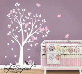 Nursery Tree Wall Decal Nursery Wall Decals Baby Garden Tree Wall Decal For Boys And