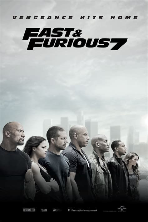 And Fast fast furious 7