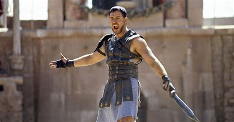gladiator film russell crowe ridley scott wants to make a new gladiator with russell