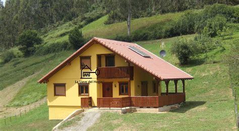 casas de co en madera la llave del hogar casas de madera y entramado ligero