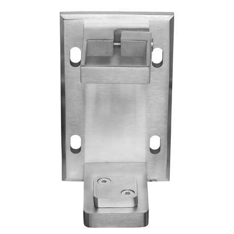 stainless steel l post stainless steel square fascia mount post bracket