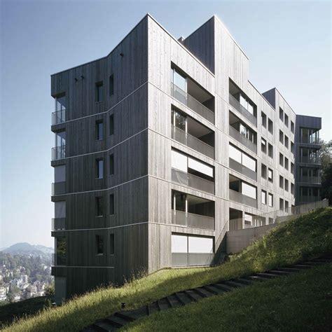 Fassade Horizontal by Ghl G 252 Tschh 246 He Luzern