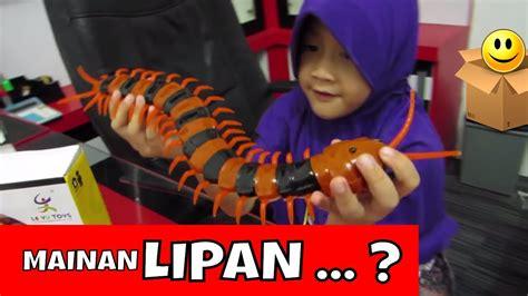 mainan anak innovation scorpion vs scolopendra