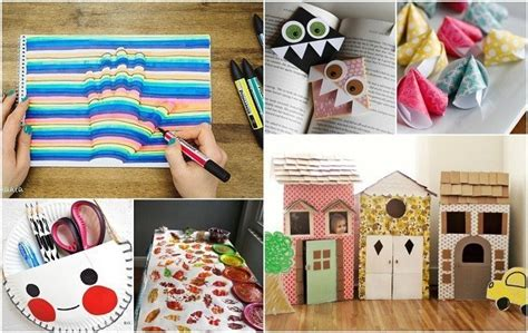 How To Make Creative Things Out Of Paper - 22 amazing things you never knew you could make with card
