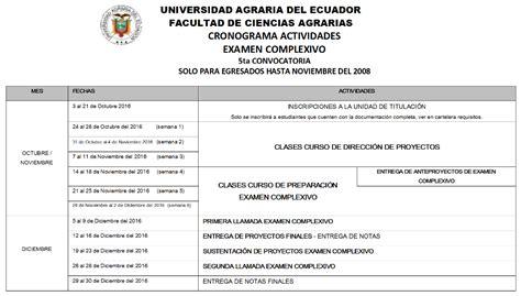cronograma del examen ascenso pnp 2016 cronograma del examen ascenso pnp 2016 universidad agraria