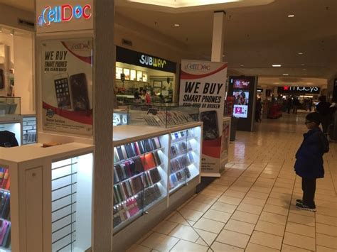 layout of dover mall tech repair dover de cell doc