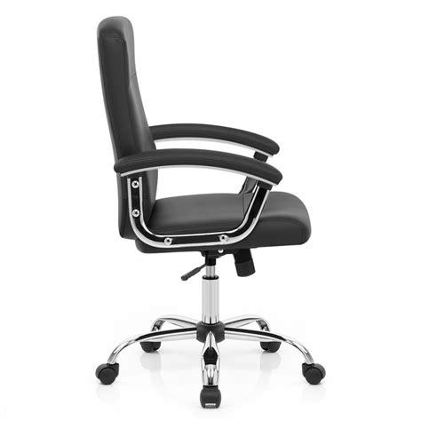 sgabelli per ufficio sedia per l ufficio stanford in ecopelle con rotelle