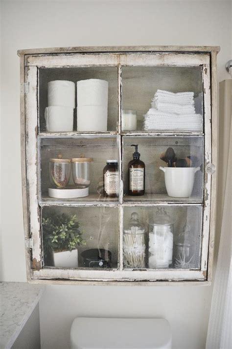 diy bathroom cabinets diy bathroom cabinet upcycle that