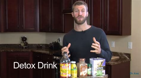 Dr Axe Detox Drink How Often by Secret Detox Drink Recipe Dr Axe Autos Post
