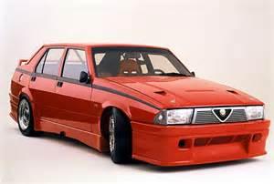 Alfa Romeo 75 Alfa Romeo 75 Review