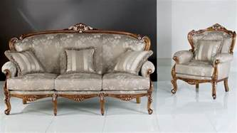 Upholstery Collection Montreal Classic Italian Sofa 2 Seater Sofa Armchair