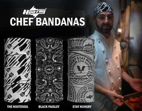 Chef Bandanas Are A Hit Hoorag Bandanas Multifunctional Headwear | chef bandanas are a hit hoorag bandanas