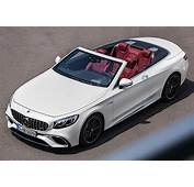 2018 Mercedes AMG S 63 Cabriolet 4Matic  Specifications