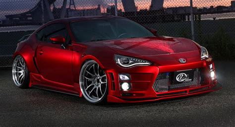 Toyota Tuning Companies Kuhl Racing Makes The Bland Toyota 86 Look Extraordinary