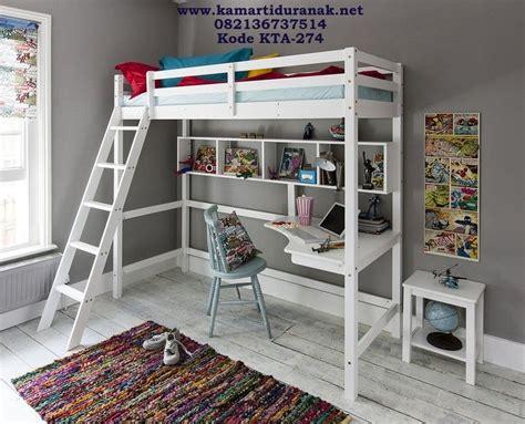 jual ranjang susun anak remaja simple minimalis tempat