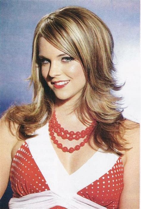 updated flip hairdo long layered flip hairstyles 2015 long layered flipped