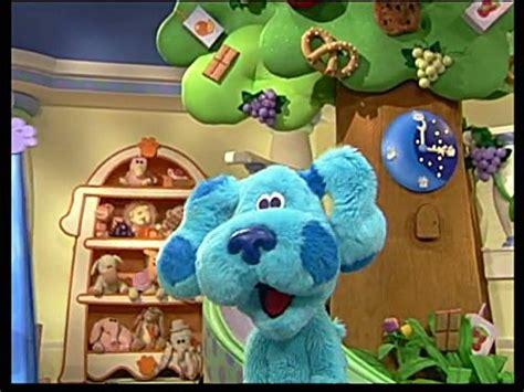Blues Room Snacktime Playdate by Quot Blue S Clues Quot Blue S Room Snacktime Playdate Tv Episode