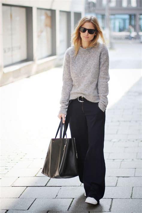 pintrest wide inspiration wide leg trousers inspiracion lady addict