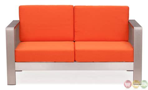 Modern Sofa Cushions Cosmopolitan Orange Sofa Cushions Zuo Modern 701851 Modern Outdoor Furniture Free Shipping