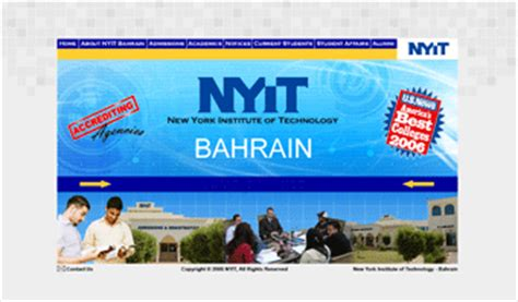 Nyit Mba Program by Study In Bahrain Top Universities In Bahrain Bahrain