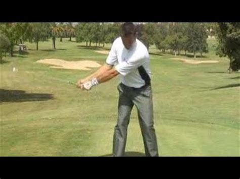 videojug perfect golf swing how to do a great golf swing youtube