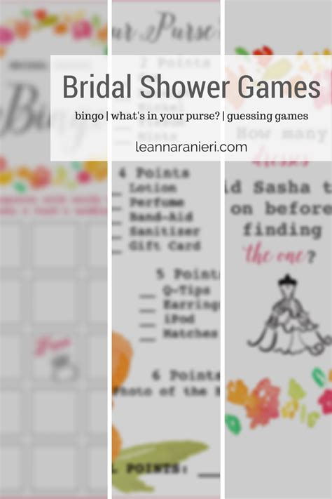 What To Do At Bridal Shower by Bridal Shower Change With Us