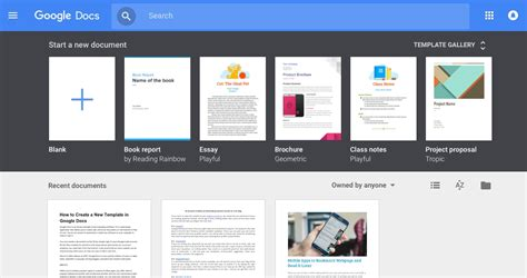 google doc powerpoint templates docs template beepmunk
