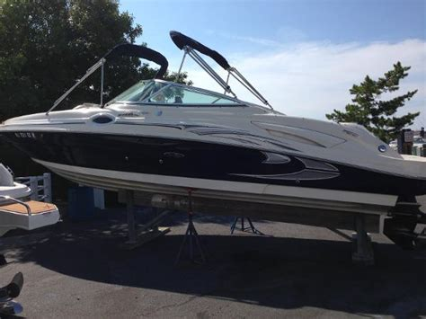 used sea ray boats for sale nj used bowrider sea ray boats for sale in new jersey united