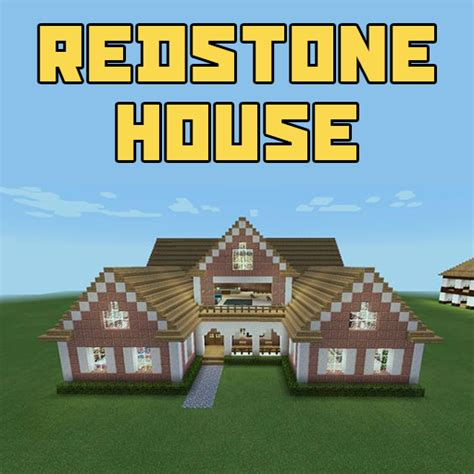 Minecraft Redstone House Maps by Redstone House Map Minecraft For Pc