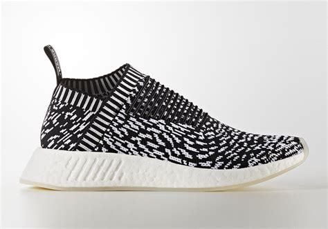 Adidas Nmd Sashiko Pack Black Zebra adidas nmd city sock 2 sashiko pack release date by3012 sneakernews