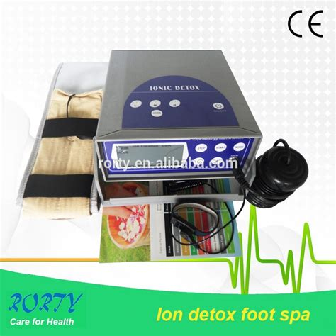 Where Can I Buy A Detox Foot Spa by Detox With Ion Cleanse For And Health For