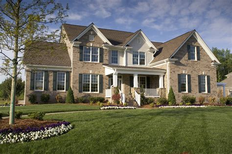 homes models toll brothers to grand open three exceptionally decorated